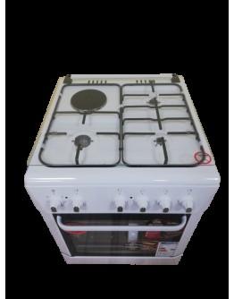 Комбинирана готварска печка Hoffmann GC6031W