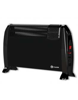 Подов конвектор с вентилатор Eldom CFV2000BL