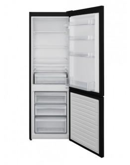 Хладилник с фризер Heinner HC-V268BKF+